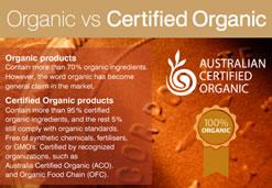 オーストラリアACO (Australian Certified Organic) 認定オーガニックとは?